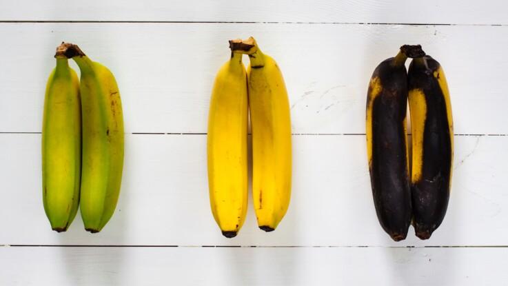 Vertes, mûres, très mûres... : quelle banane est la meilleure pour votre santé ? La réponse d'une diététicienne