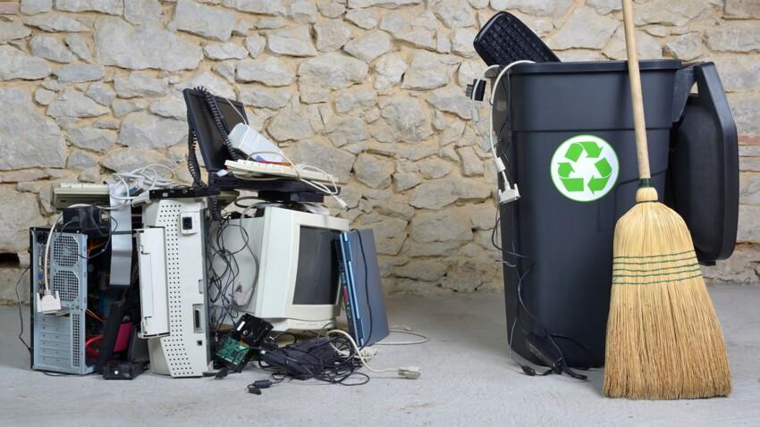 Ordinateur, tablette, smartphone... Comment se débarrasser de ses vieux appareils ?