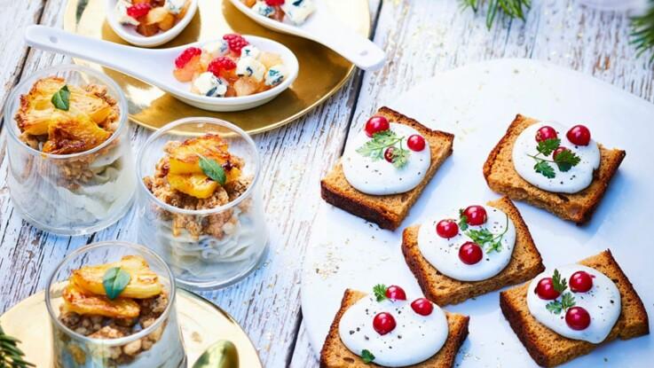 Nos meilleures recettes d'amuse-bouches pour des apéros gourmands