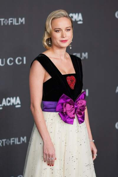 Le carré hollywoodien de Brie Larson