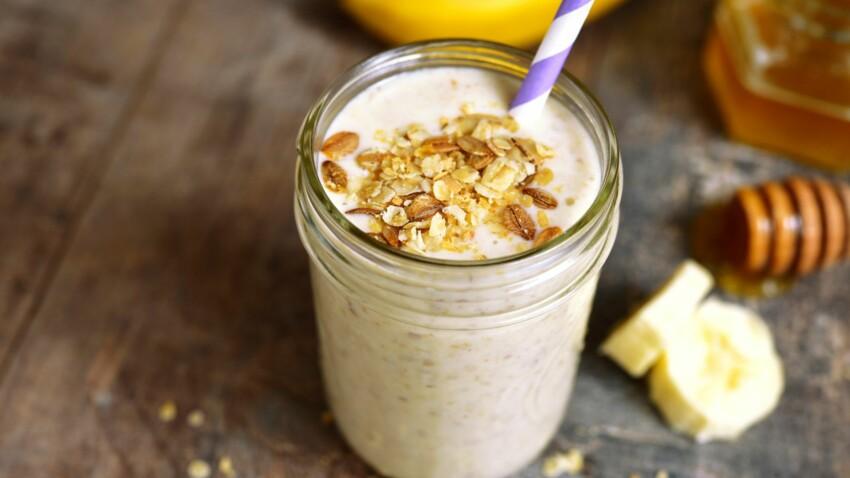 Comment faire un smoothie banane ?
