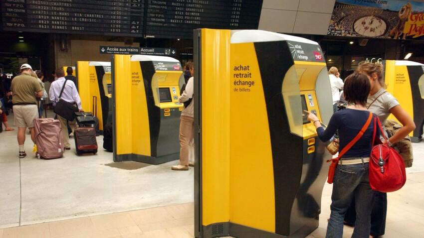 Grève SNCF : comment changer son billet de train sans aucun surcoût