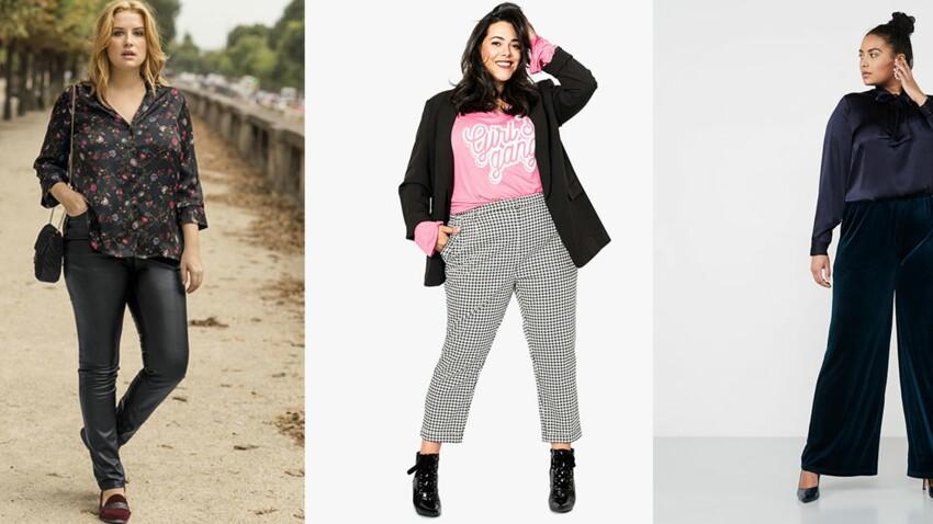 Mode ronde : 20 pantalons canons pour cet hiver !