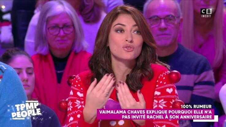 """""""Touche pas à mon poste"""" : Rachel Legrain-Trapani explique les dessous de sa brouille avec Vaimalama Chaves"""