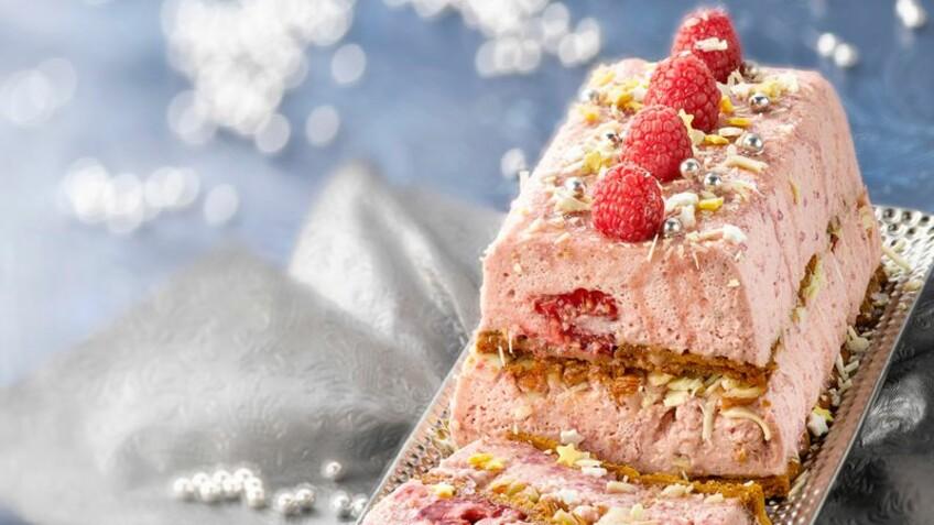 Tous nos conseils pour réussir une bûche de Noël aux spéculoos