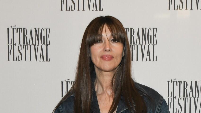 Monica Bellucci : elle ose une coupe à la garçonne ultra-tendance