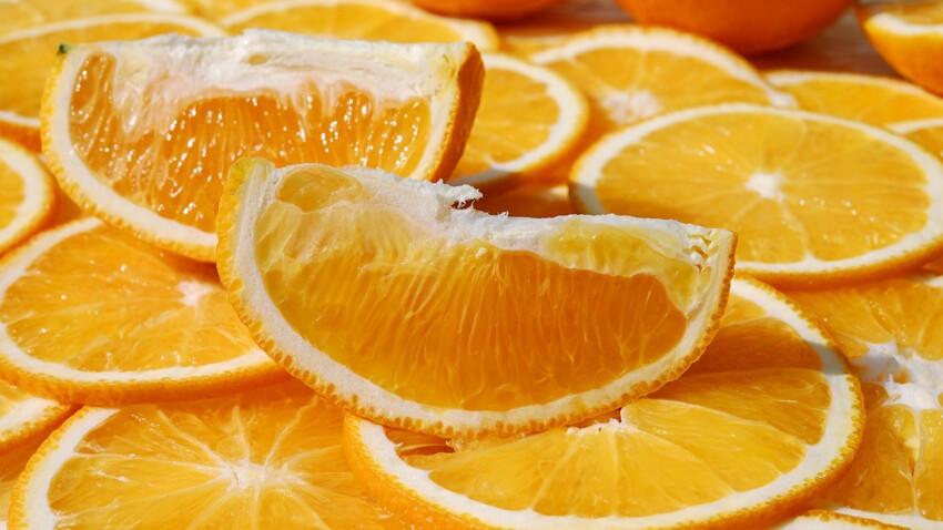 La technique pour bien éplucher une orange