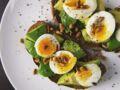 L'astuce infaillible pour découper des œufs durs sans qu'ils s'émiettent