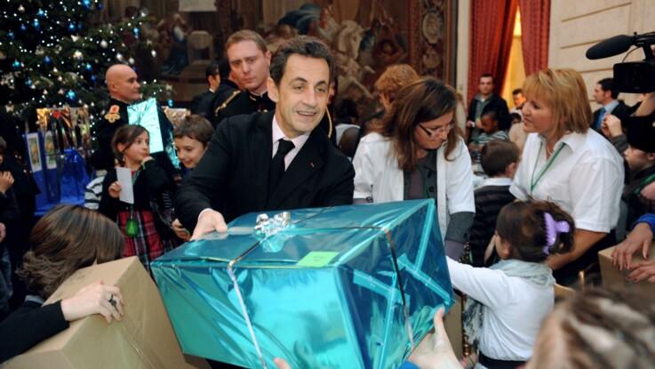 Quand Nicolas Sarkozy, célibataire, fêtait son premier Noël à l'Elysée en charmante compagnie
