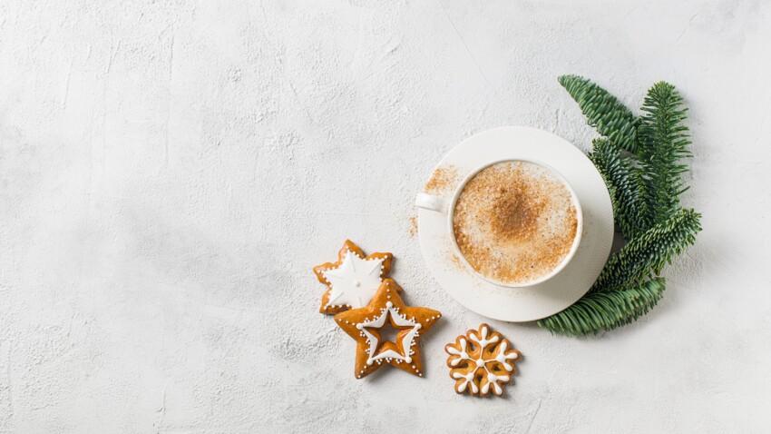 Repas de fête : de la caféine pour bien éliminer