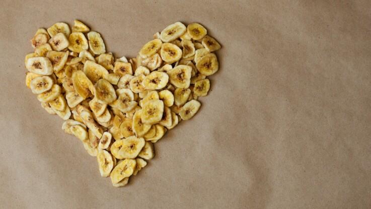 Comment faire des bananes séchées ?