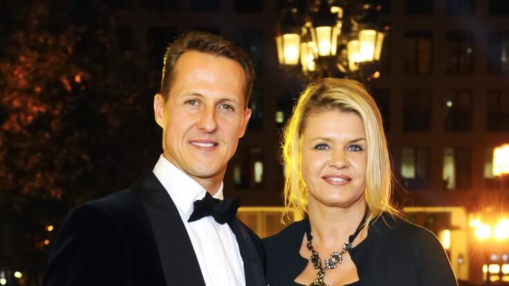 Michael Schumacher sur la voie de la guérison ? Le mystérieux message de sa femme Corinna Betsch