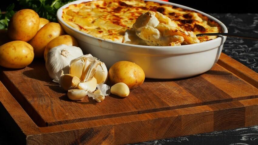 Comment faire un gratin de pommes de terre ?