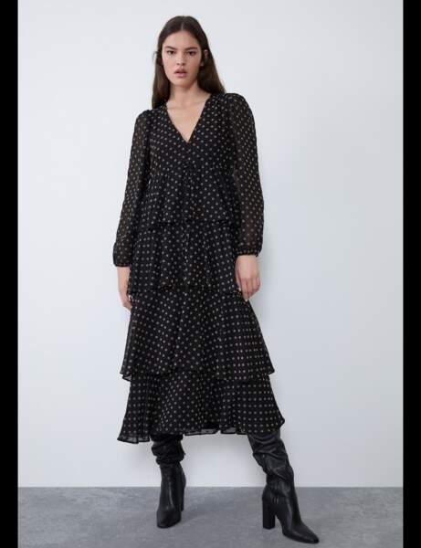 Tendance robe imprimée : rétro