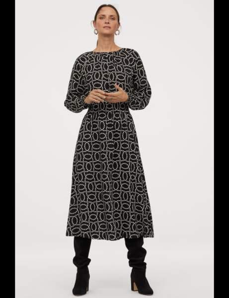 Tendance robe imprimée : élégante