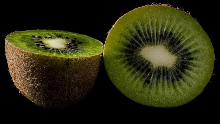 Comment manger un kiwi ?