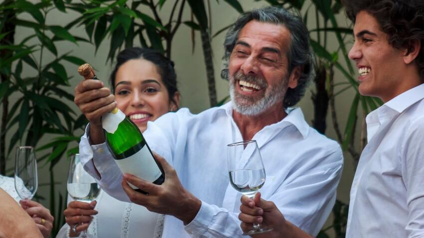 Réveillon : bouchon de champagne, attention danger !