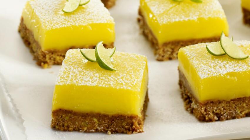 Comment préparer une crème pâtissière au citron ?