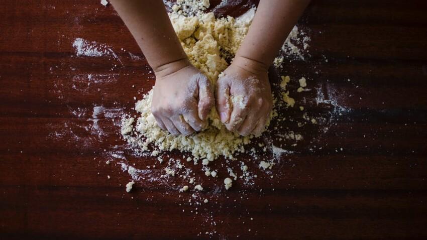 Comment pétrir une pâte ?