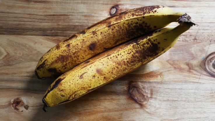 Nos bonnes astuces pour éviter aux bananes de noircir