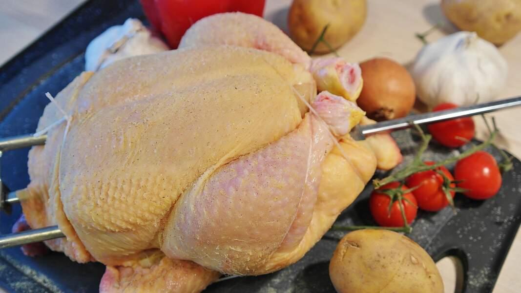Cuisson du poulet : ces 10 erreurs courantes que vous faites peut-être