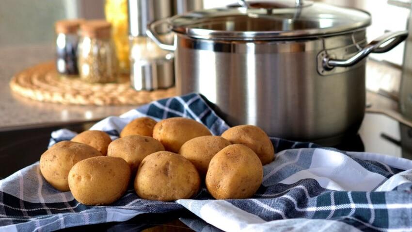 Comment faire des pommes de terre vapeur ?