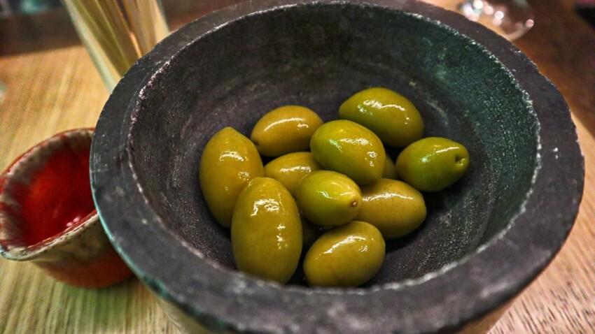 Comment faire des olives vertes ?
