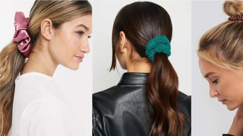 Tendance cheveux : le chouchou, accessoire star de la saison ! Top 20 des plus belles nouveautés