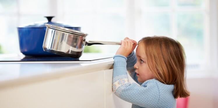 Brûlures chez l'enfant : comment les soigner à la maison ?