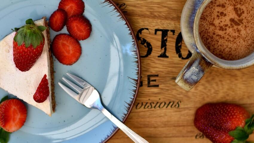 3 façons d'alléger un fraisier
