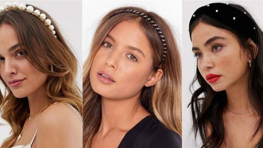 Tendance cheveux : 25 serre-têtes à shopper au plus vite