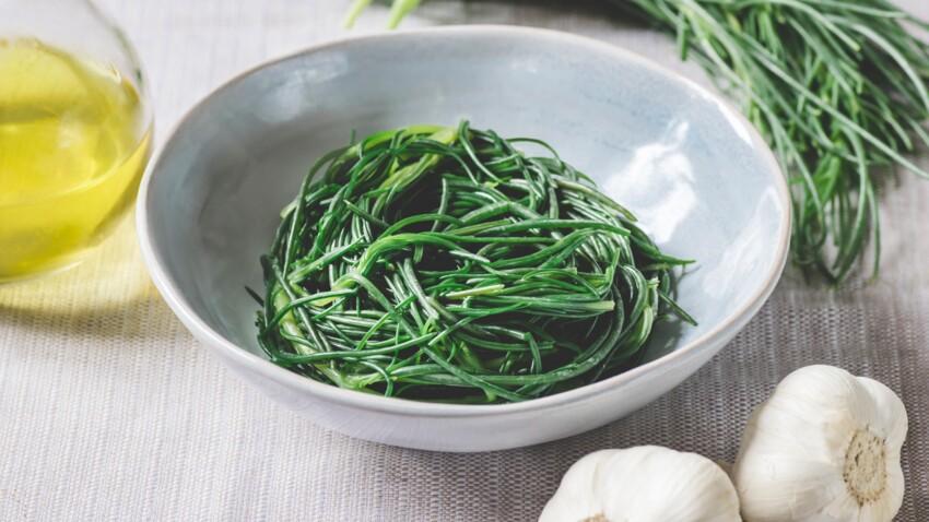 Zoom sur la salicorne, la plante qui donne du peps aux recettes