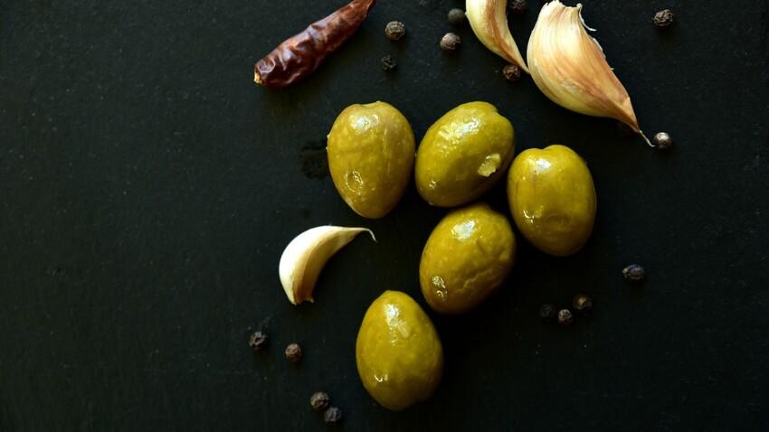 Comment enlever l'amertume des olives vertes ?