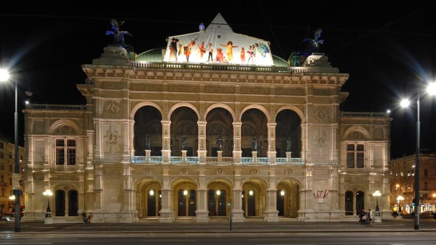 Découvrez l'Autriche : l'opéra de Vienne