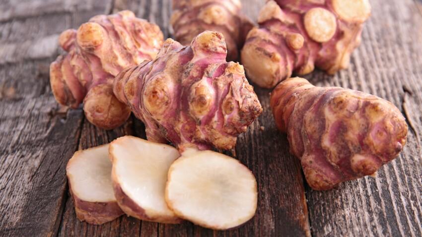 Antioxydant, riche en fibres : les 7 vertus santé du topinambour