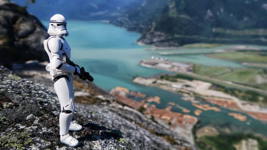 Star Wars : les lieux de tournage de la saga