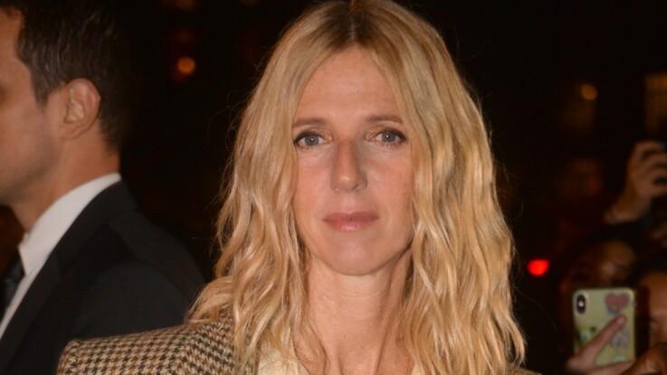 Sandrine Kiberlain change de tête et adopte une toute nouvelle couleur de cheveux