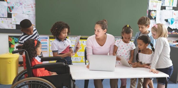 Enfants en situation de handicap: enfin à l'école avec les autres ?