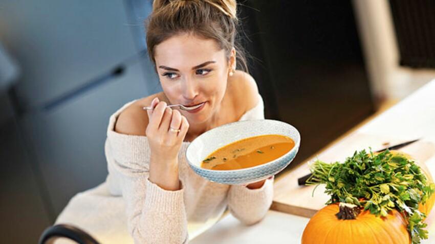 Régime soupe : nos recettes faciles et gourmandes pour mincir sans avoir faim