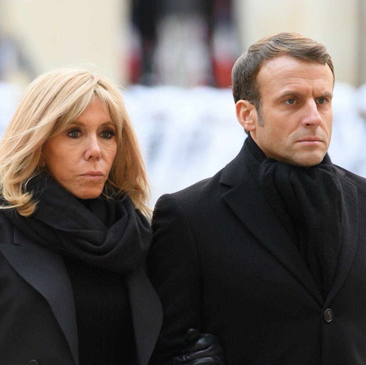 Brigitte Macron Cette Petite Phrase Qui En Dit Long Sur Sa Relation Avec Emmanuel Macron Femme Actuelle Le Mag