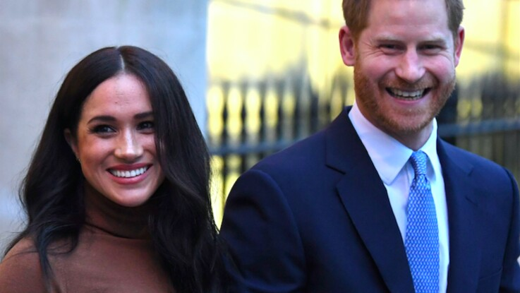 Retrait du prince Harry et de Meghan Markle : la reine réagit pour la première fois