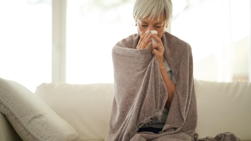 Grippe : combien de temps est-on contagieux ?