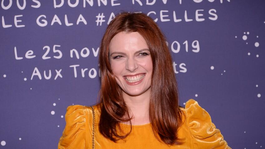 Elodie Frégé change de look et opte pour une coupe très courte