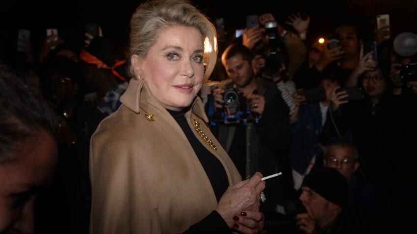 Catherine Deneuve : victime d'un AVC en novembre, elle pourrait retrouver les plateaux de cinéma rapidement