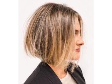 15 coiffures pour cheveux courts repérées sur Instagram