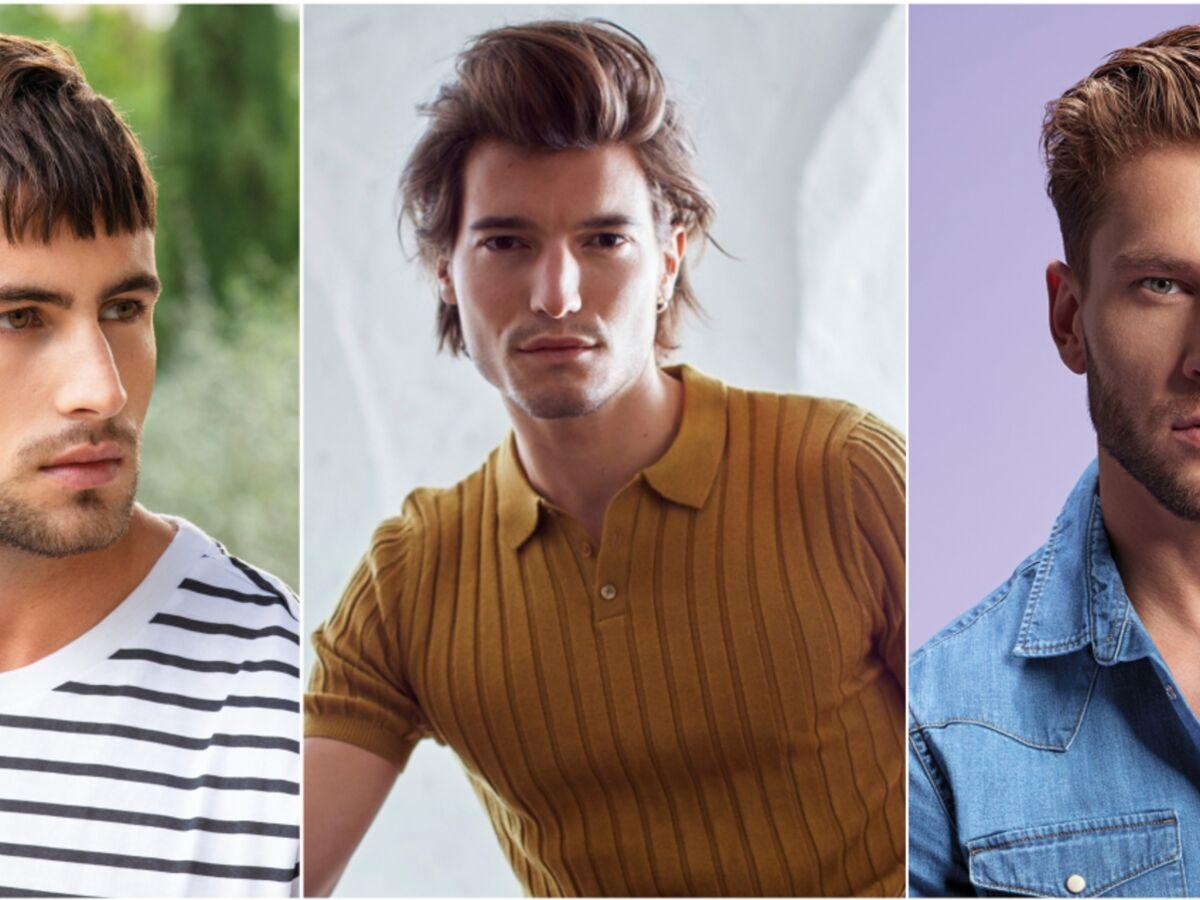 Coupe De Cheveux Homme Les Tendances De 2020 Femme Actuelle Le Mag