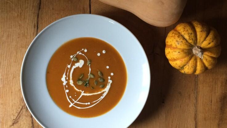Soupe de potiron en brique ou en sachet : le palmarès de 60 Millions de consommateurs