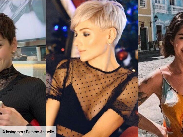 Coupes de cheveux courts : les plus belles coiffures repérées sur Instagram