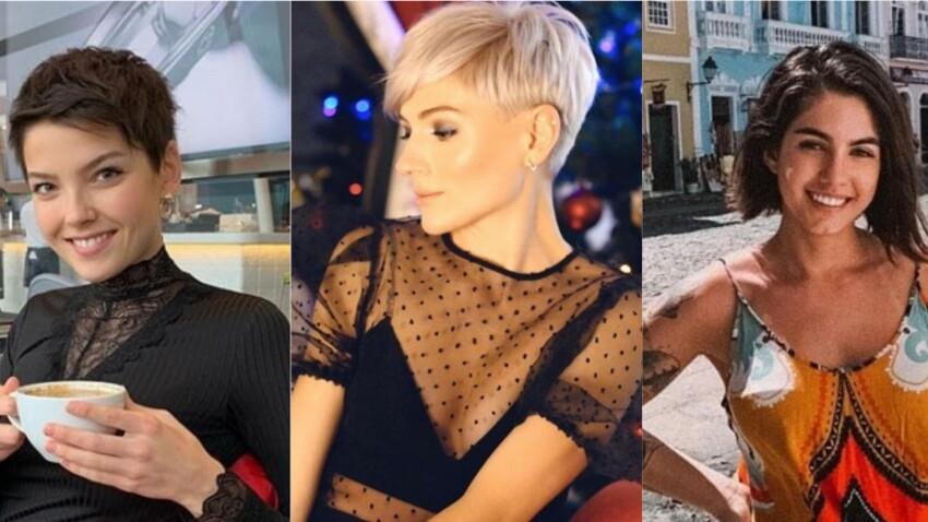 Coupes De Cheveux Courts Les Plus Belles Coiffures Reperees Sur Instagram Femme Actuelle Le Mag