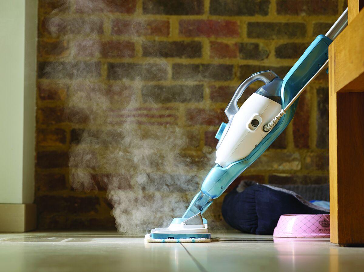 Appareil Pour Nettoyer Salle De Bain nettoyage vapeur : nos conseils pour toute la maison : femme